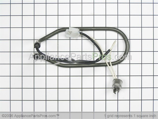 Whirlpool Wp61006116 Heater Amp Therm Assy