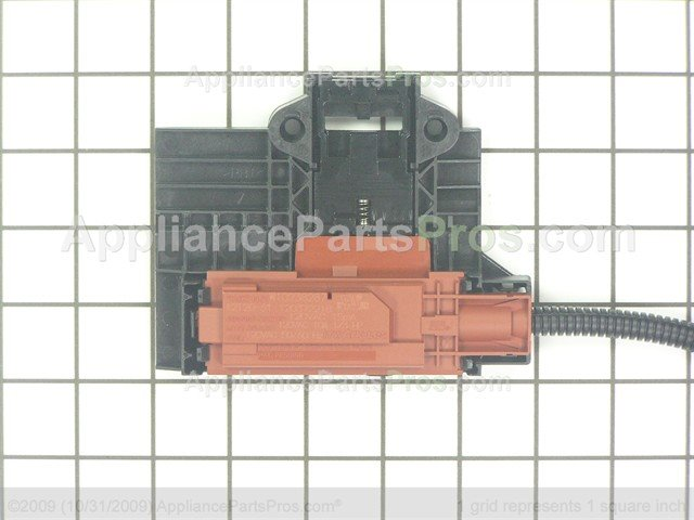 Whirlpool W10404050 Lid Latch Assembly