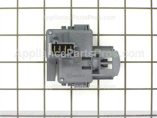 Whirlpool Wp22003813 Lid Switch 240v