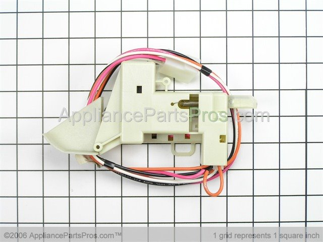 Whirlpool 12001513 Lid Switch Assembly With Fuse