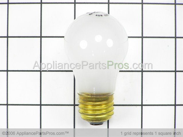 Whirlpool 8009 Light Bulb Appliancepartspros Com