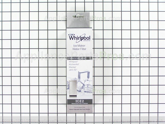 how to change my whirlpool water filter