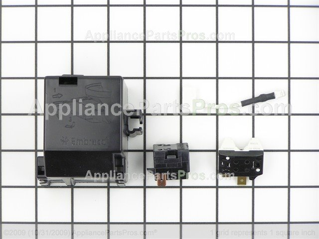 Whirlpool 12002783 Overload Relay Kit Appliancepartspros Com
