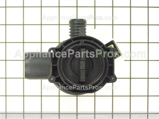Whirlpool Wpw10465252 Pump Water Appliancepartspros Com