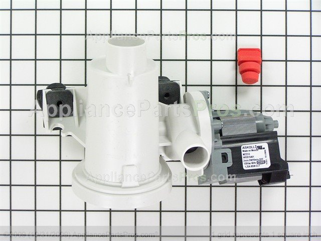 Whirlpool Wpw10515401 Pump Water Appliancepartspros Com
