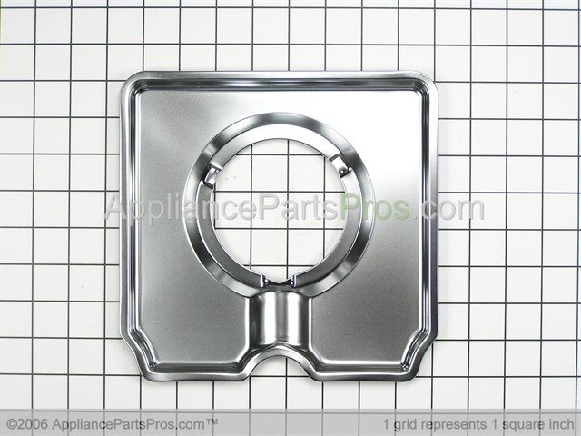 Whirlpool 1430283 Square Gas Drip Pans