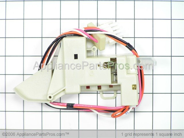 Whirlpool 12001514 Lid Switch Assembly With Fuse