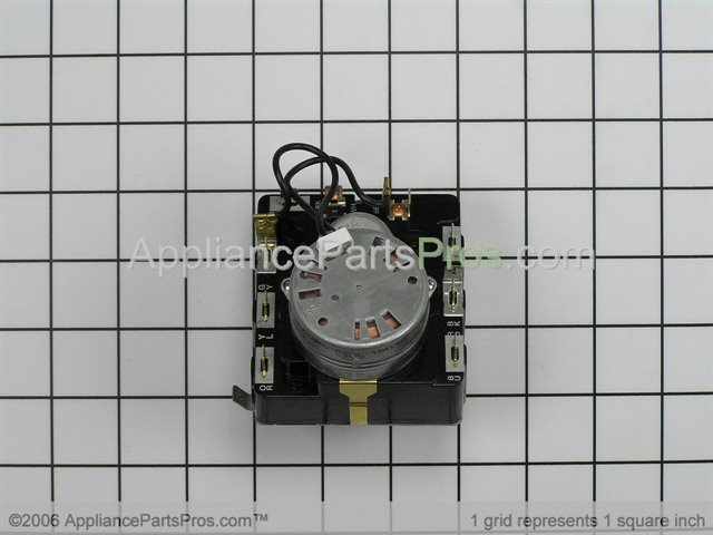 Whirlpool Wp33002676 Timer  Electronic Dry