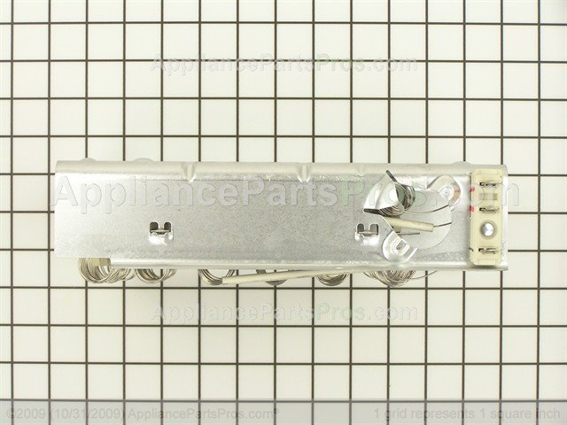 whirlpool element for whirlpool wed6400sw1 no heat or not enough heat  ap6013455 from appliancepartspros com
