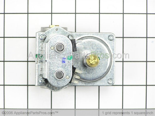 Whirlpool Wp31001485 Gas Value With Orifice