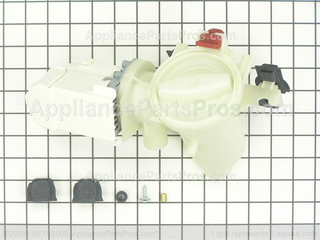 Whirlpool Washer Drain Pump Embly For Kenmore 11045862402 Will Not Ap3953640 From Liancepartspros